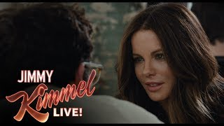 Kate Beckinsale on Working with Jeff Bridges