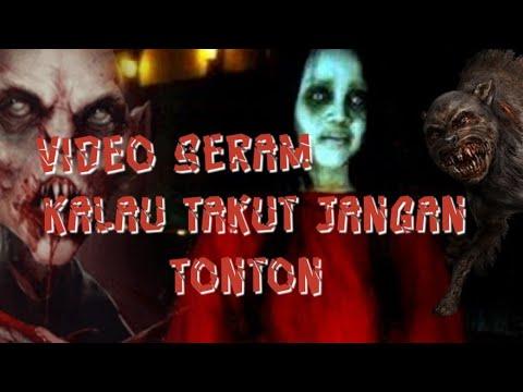 Kumpulan Video, Ditakuti dan dilihatin sama setan....serem banget.
