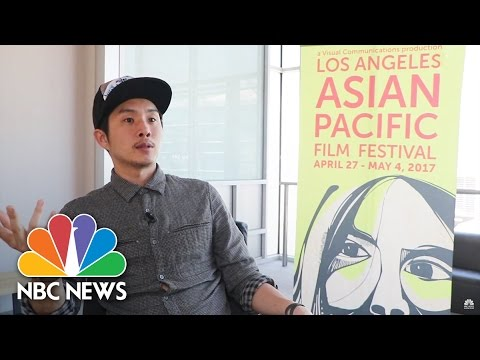 With 'Gook,' Justin Chon Tells An LA Riots Story That Hits Close To Home | NBC News