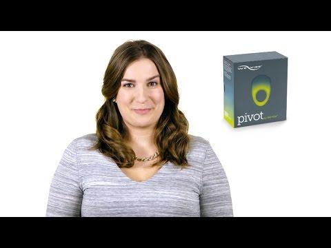 Pivot by We-VIbe - Vibrating Ring