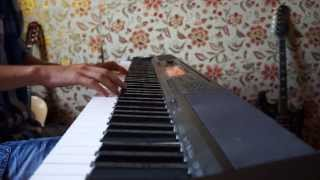 Skillet - Comatose (Piano Lyrics Cover)