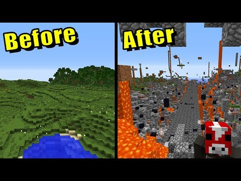 how the biggest minecraft server almost got deleted youtube