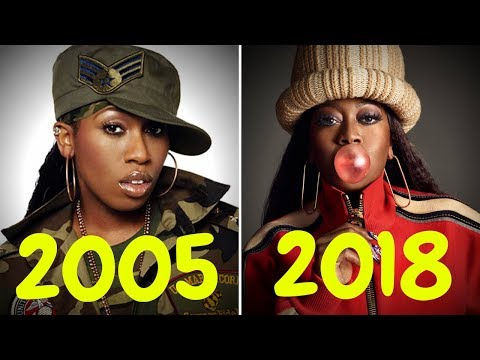 The Evolution of Missy Elliott - [Part 2 of 2]