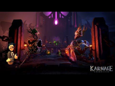 Karnage Chronicle [FR] Un vrai petit RPG en VR et en coop !