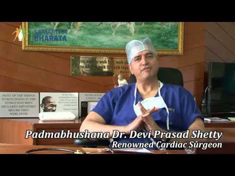 Padmabhushana Dr Devi Prasad Shetty