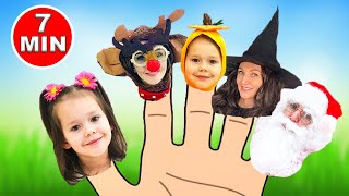 Finger Family Song  - Mega Finger Family Collection! Daddy Finger Nursery Rhymes & More!