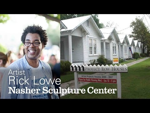 The Poetry and Function of a House: Artist Rick Lowe on Social Sculpture