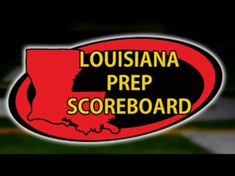 Louisiana Prep Scoreboard | Week 3