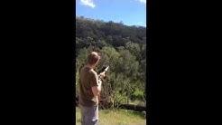 FR7 Israeli practice grenade launch