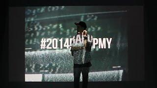 JIN HACKMAN 2014 MALAYSIAN RAP UP
