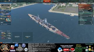 World of Warships ITA  - Botte di Capodanno - Exige & -RN- Grozovoi in Action