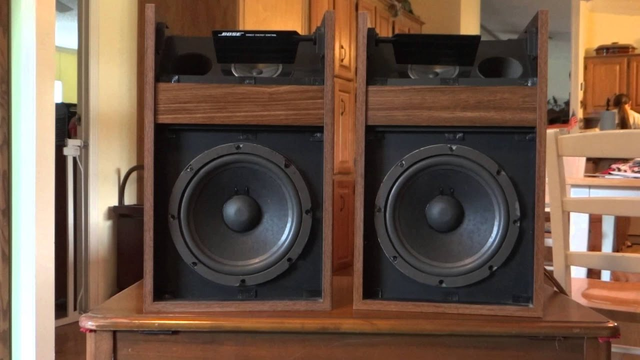 Demo bose 301 series l speakers youtube demo bose 301 series l speakers sciox Choice Image