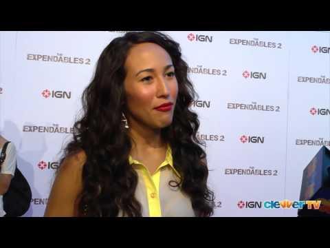 Marisa Quinn Talks 'Breaking Dawn Part 2' at ComicCon