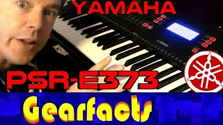 Yamaha PSR-E373 keyboard = EXCELLENT!