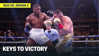 KEYS TO VICTORY | Andy Ruiz vs. Anthony Joshua 2