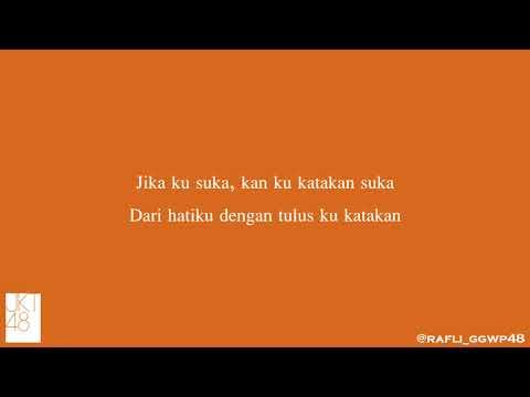 Lirik Aitakatta - JKT48