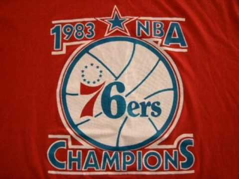 76ers Championship - KYW 1060 special program 1983