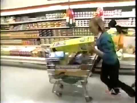 Supermarket Sweep - Spencer & Stephanie vs. Juanita & Marilyn vs ...