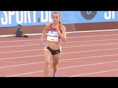 Shelby Houlihan AMERICAN RECORD 14:34.45 5000m