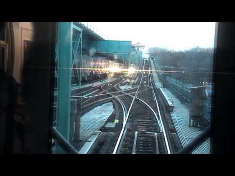 New York City Subway HD EXCLUSIVE: Kawasaki R188 7 Train Roundtrip Railfan (Local Both Ways)
