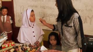 Ulang Tahun Faren Ke 9 Tahun  Di Sdn Cipedes 5