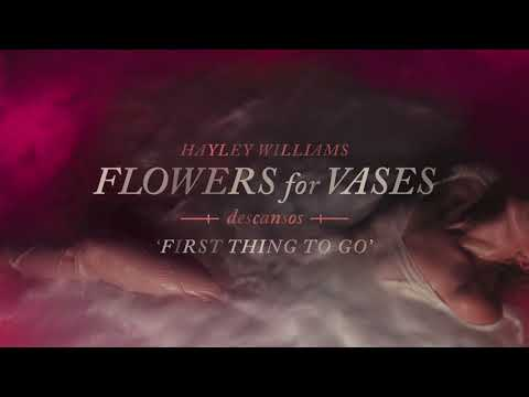 Hayley Williams - First Thing ToGo [Official Audio]
