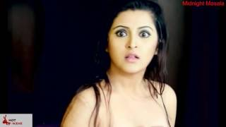 Backless Pori Moni Very Hot Nude Back Show After Shower Scandal