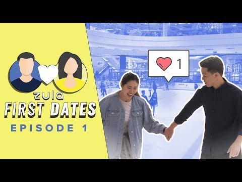 Ice-Skating With Steph & Stan | ZULA First Dates: EP1