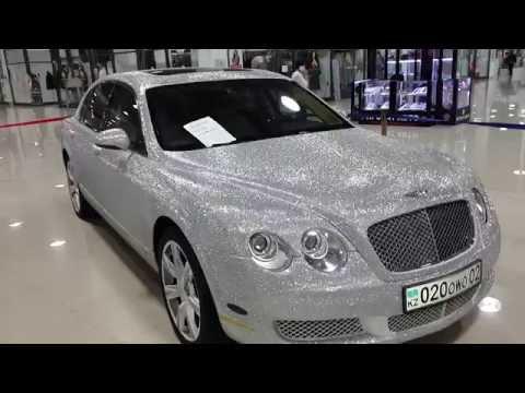 Роскошные машины в Алматы / Luxury Cars in Almaty, Kazakhsta