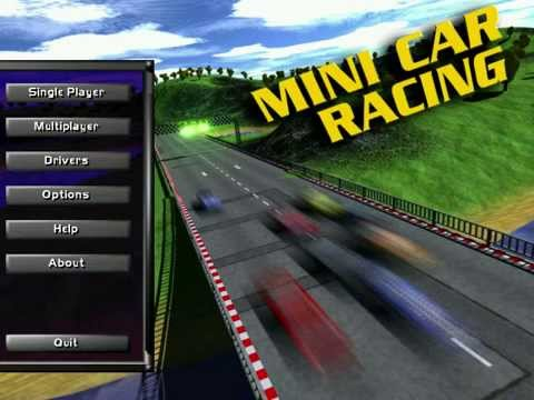 Let S Play Mini Car Racing Pc Part 1 League A Youtube