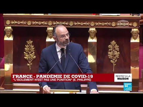 Coronavirus - Philippe devant l'Assemblée: L'isolement reposera