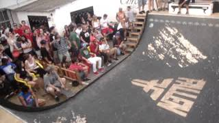 GOSMA SKATE - CAMPEONATO MINI RAMP DA CHRONIC SKATESHOP SL - 2012 / OPEN
