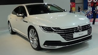 2018 Volkswagen Arteon Elegance 4Motion - Exterior and Interior - Auto Salon Bratislava 2017