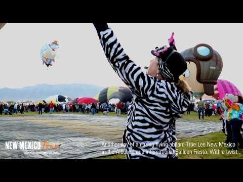 TRUE Love at the Albuquerque International Balloon Fiesta