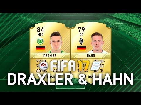 FIFA 17   LA CONEXIÓN PERFECTA - DRAXLER & HAHN
