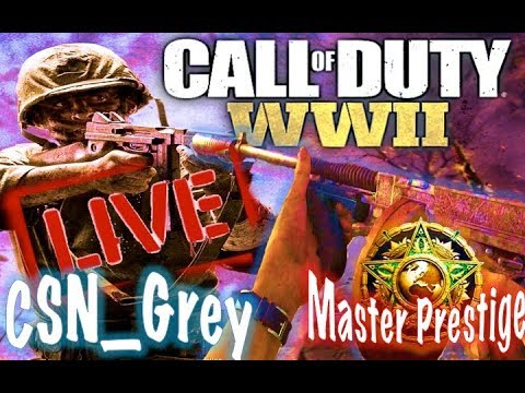 Call of Duty WW2 LIVE Multiplayer Gameplay (COD WW2) | ROAD TO 4.5K SUBSCRIBERS thumbnail
