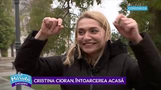 Cristina Cioran ,,Nu am fost un copil model, eram rebela