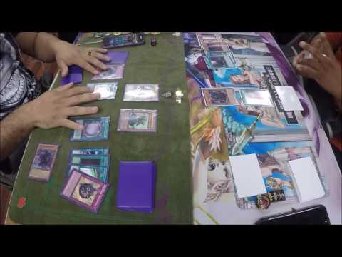 Dark Magician (Me) vs Domain Monarch (Javi) 09/03/2016