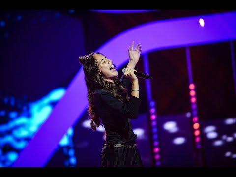 Sia - Bird Set Free. Vezi Cum Cântă Serena Gabur, La Next Star!