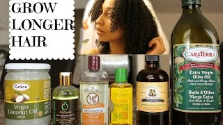 DIY Hair Growth Oil for LONGER, STRONGER Hair!