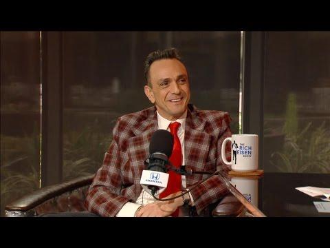"Actor & Comedian Hank Azaria Joins The RE Show as ""Jim Brockmire"" in Studio (Uncensored)  - 4/5/17"