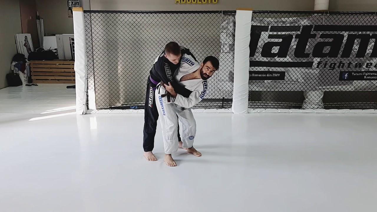 poți să pierzi în greutate făcând jiu jitsu