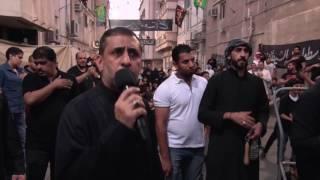 الرادودين محمد حكيم وجعفر مرهون| عاشر زنجيل | محرم 1438 هـ