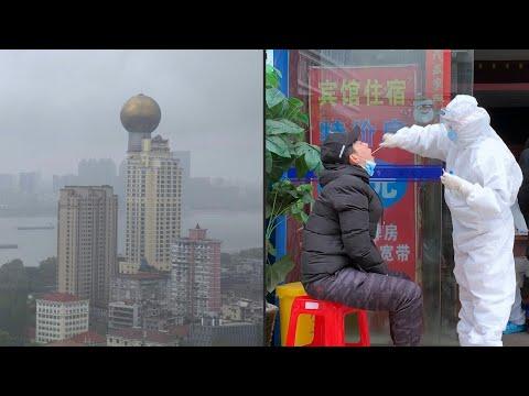 AFP: Chine: Wuhan, berceau de l'épidémie, revient prudemment à la vie | AFP