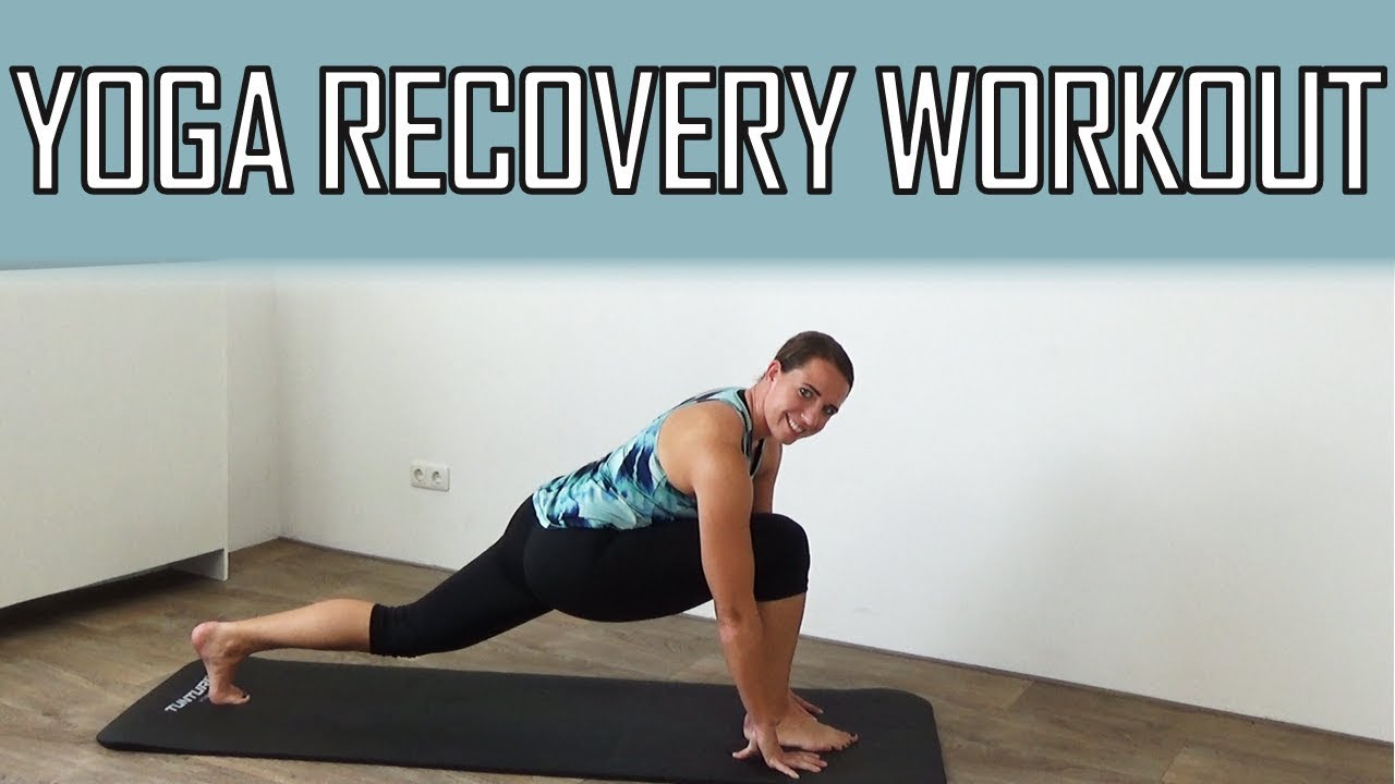 Yoga Workout: Recovery Stretches for Beginners