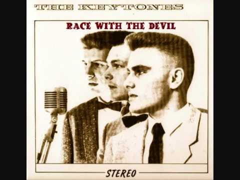 THE KEYTONES - Race With The Devil