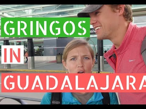 Gringos in Guadalajara: This Place is Awesome!  // Gringos in Guadalajara Vlog