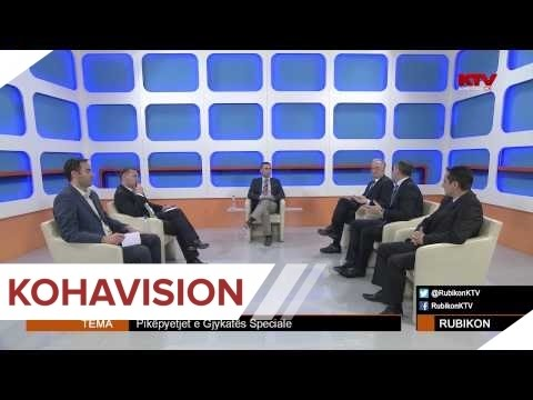 RUBIKON - PIKEPYETJET E GJYKATES SPECIALE 04.03.2015