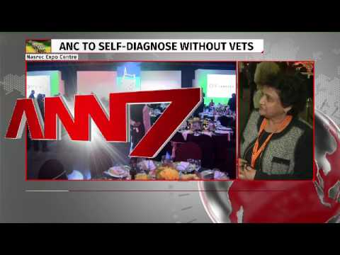 Jessie Duarte speaks on importance ANC pre-conference gala dinner