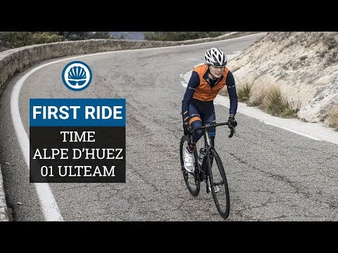 Time Alpe d'Huez First Ride Review - Ultra-Light, Ultra-Stiff & Ultra-Spendy